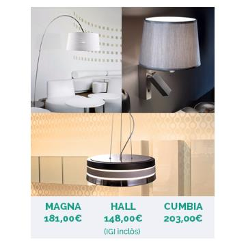 Oferta llums LEDS C4