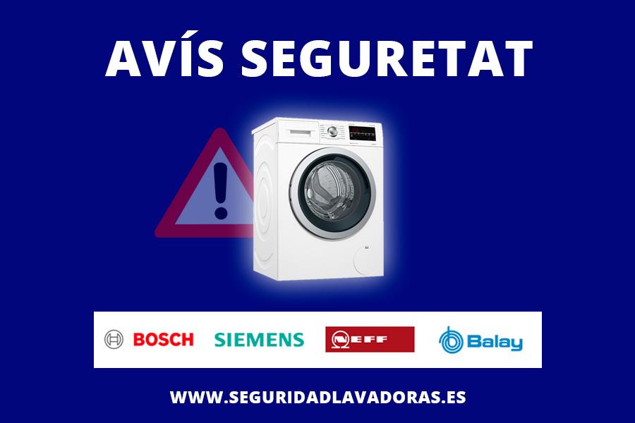 problemes seguretat rentadores BSH